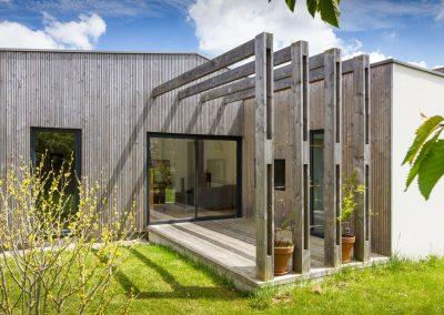 SARL Noel-Morvan Menuiserie Charpente Ossature bois Centre-Bretagne