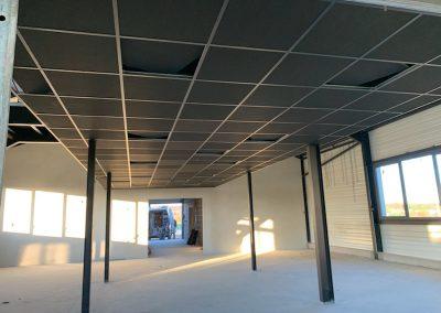 Faux plafond - SARL Noel-Morvan Menuiserie Charpente Centre-Bretagne